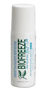 Biofreeze 3 oz roll on