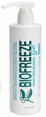 Biofreeze 128 oz gel (1 gallon)